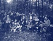 II Reunió de la xct a les Valls d'Àneu (2001, foto: xct)
