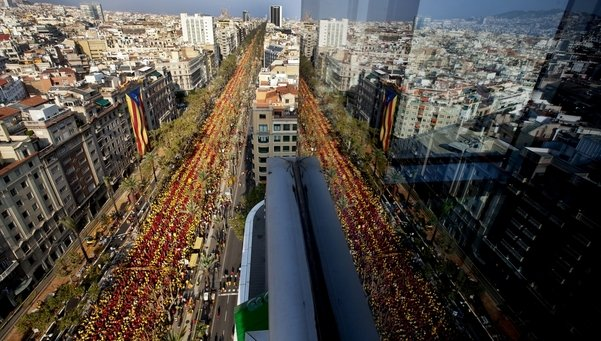 Image of catalan V  - Font: lavanguardia.com