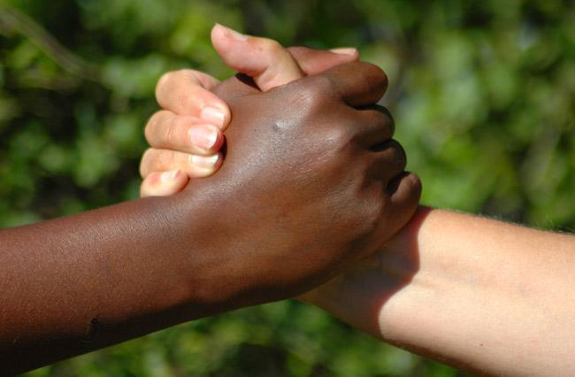 Dues mans juntes