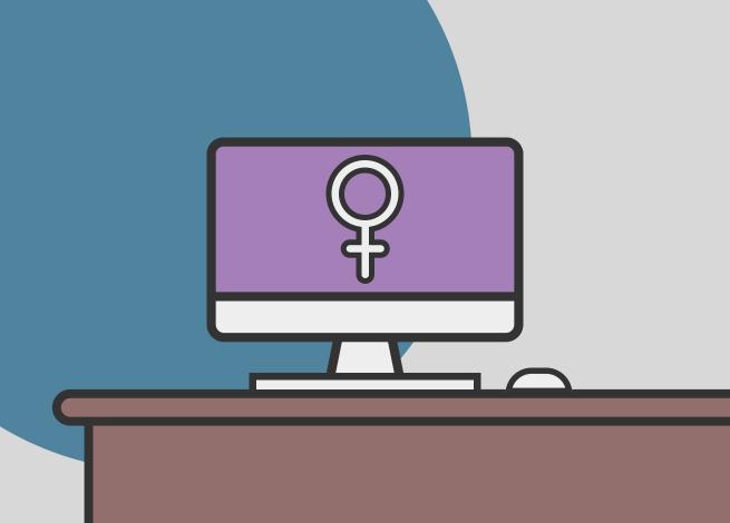 Eines i recursos per a pensar una Internet Feminista Font: Pixabay
