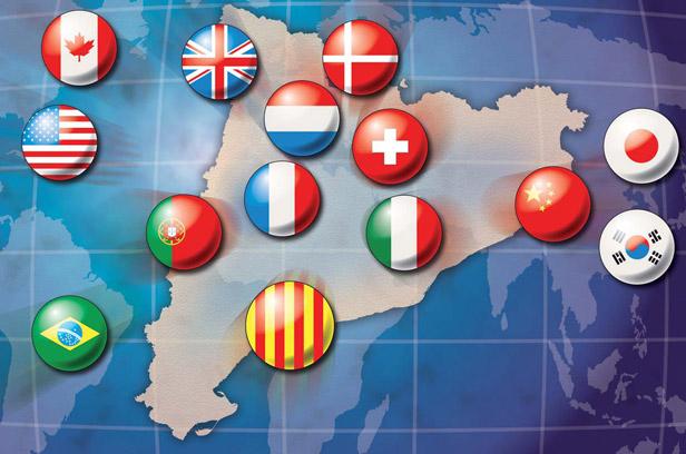 Les oficines d estrangeria a barcelona estan col lapsades for Caixa d enginyers oficines barcelona