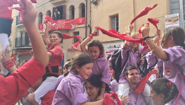 Jove de Tarragona i Nens del Vendrell en èxtasi