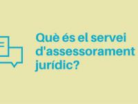 Imatge de la notícia Tens un dubte jurídic? Vols assessorament legal relatiu al voluntariat?