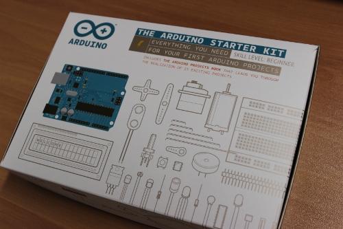 Els kits d'iniciació poden ser una bona manera de començar amb Arduino!