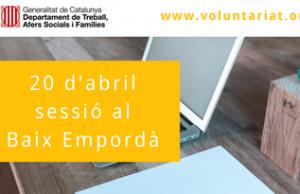 Imatge de la notícia 20 d'abril sessió territorial de la DGACC a la Bisbal d'Empordà (Baix Empordà)