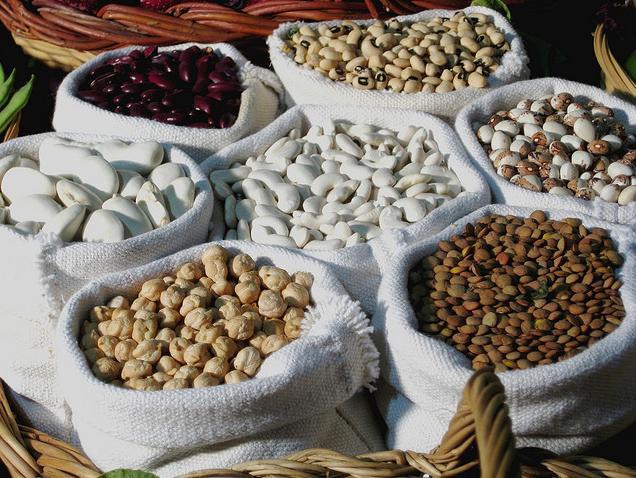 Llegums: un element necessari a la dieta. Font: carme r. (flickr.com)