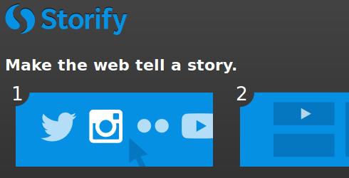 Storify, l'eina perfecte per agrupar publicacions Font: