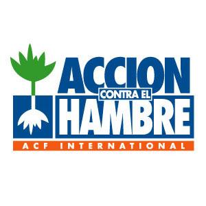 Logotip Acción contra el Hambre