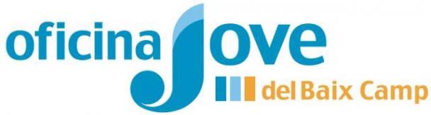 Logotip de l'Oficina Jove el Consell Comarcal del Baix Camp