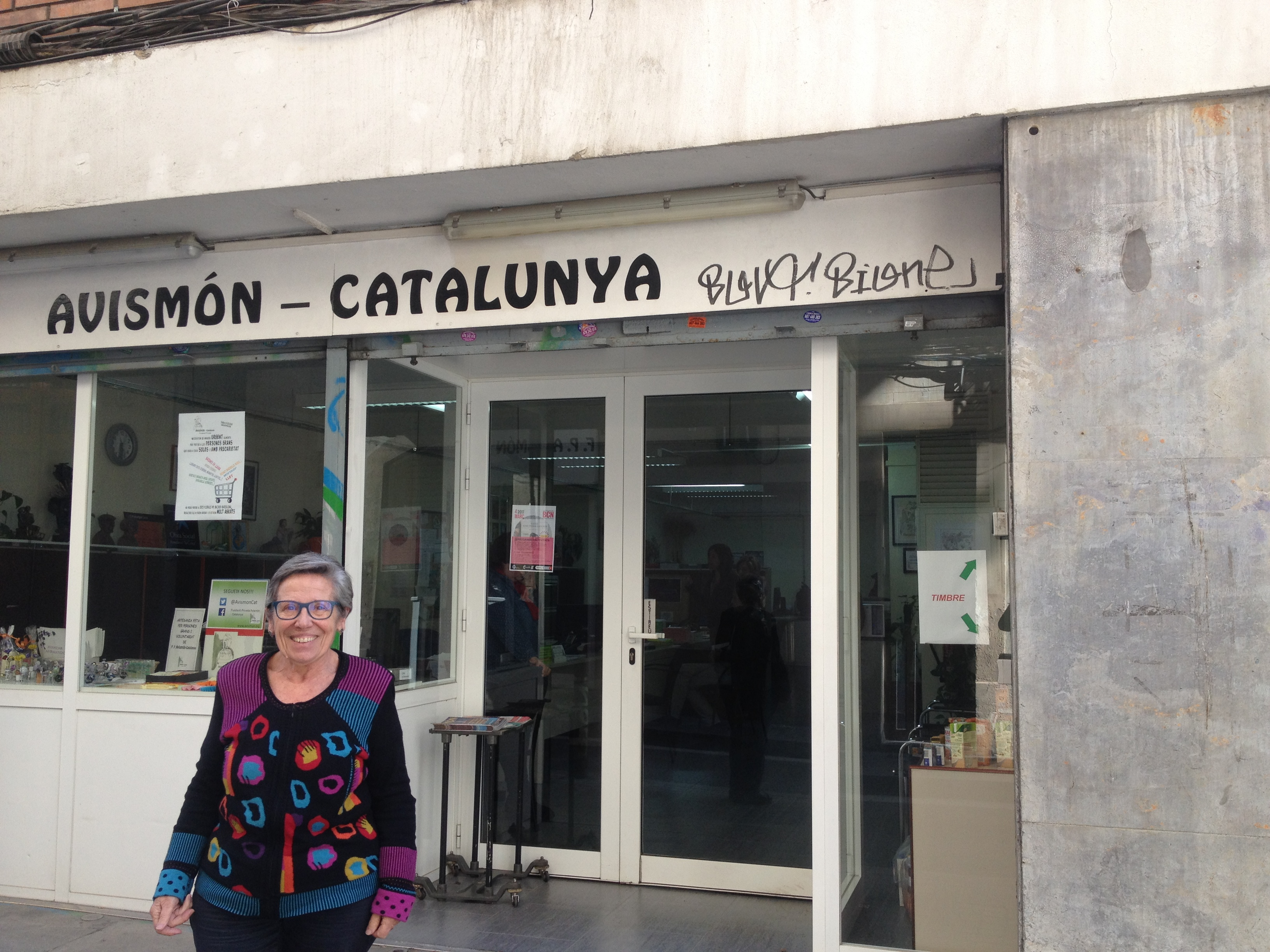 Magdalena blasco la solitud amb recursos econ mics s for Oficina de treball barcelona
