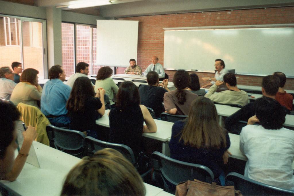 Màster Globalització, Desenvolupament i Cooperació UB Font: Fundació Solidaritat UB