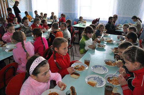Animador a de menjador escolar - Comedores escolares normativa ...