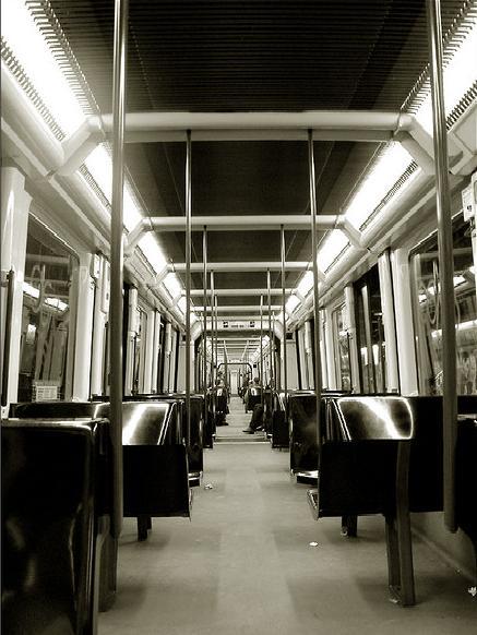 El metro de Barcelona. Flickr: Mr. Negative