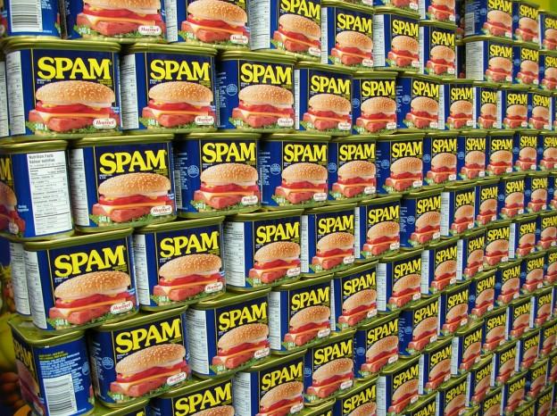 L'SPAM dins un blog pot ser molt molest
