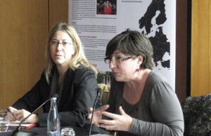 Imatge de la   notícia Les bones pràctiques catalanes de voluntariat que promou   l'ocupabilitat entusiasmen els socis europeus del projecte VERSO