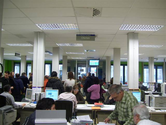 Programes de suport al desenvolupament local for Oficina de treball