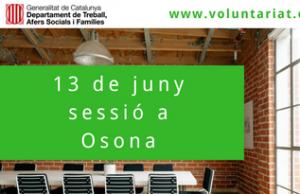 Imatge de la notícia 13 de juny sessió territorial de la DGACC a Vic (Osona)