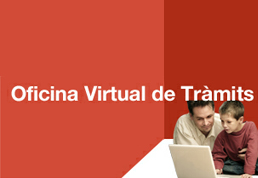 S admet la presentaci telem tica de documentaci a for Oficina virtual tramits