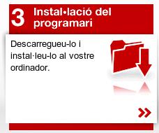 Instal·lació del programari