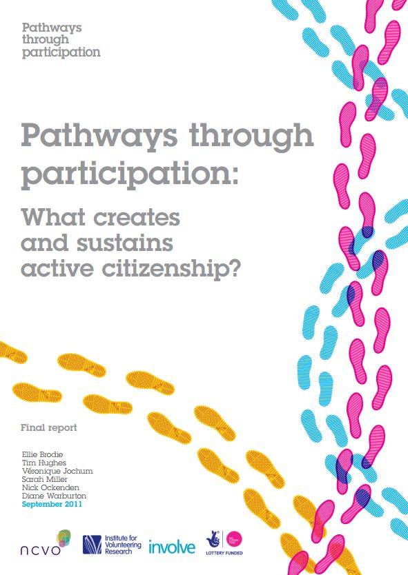 Portada de Pathways through participation: what creates and sustains active citizenship?: final report