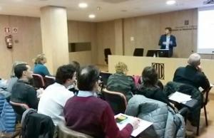 Imatge de la notícia Èxit de participació a les primeres jornades del Pla de difusió comarcal