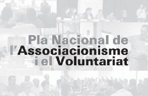 Imatge de la notícia Es fa pública l'avaluació del Pla Nacional de   l'Associacionisme i el Voluntariat