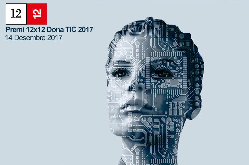 el Premio de 12x12 Mujer de las TIC 2017