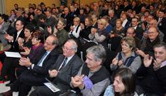 Acte d'entrega dels Premis Ateneus 2009