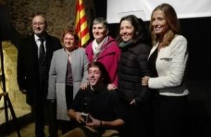 Imatge de la notícia L'Associació Alba guanya el Premi Voluntariat 2016