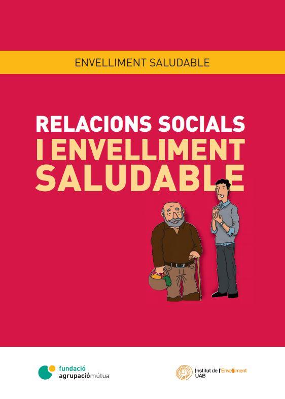 Portada de Relacions socials i envelliment saludable