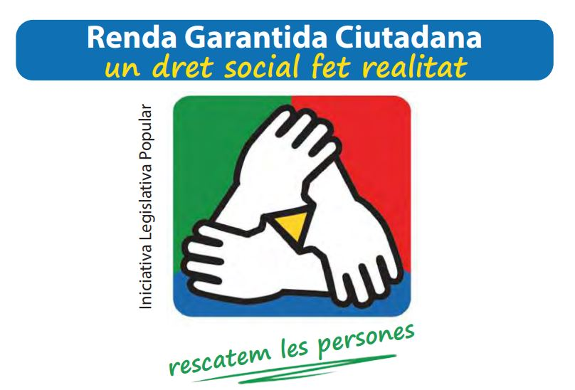 Portada de Renda Garantida Ciutadana: un dret social fet realitat