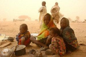 """Desplaçats """"climàtics"""" a l'est d'Àfrica. Foto: ACNUR"""