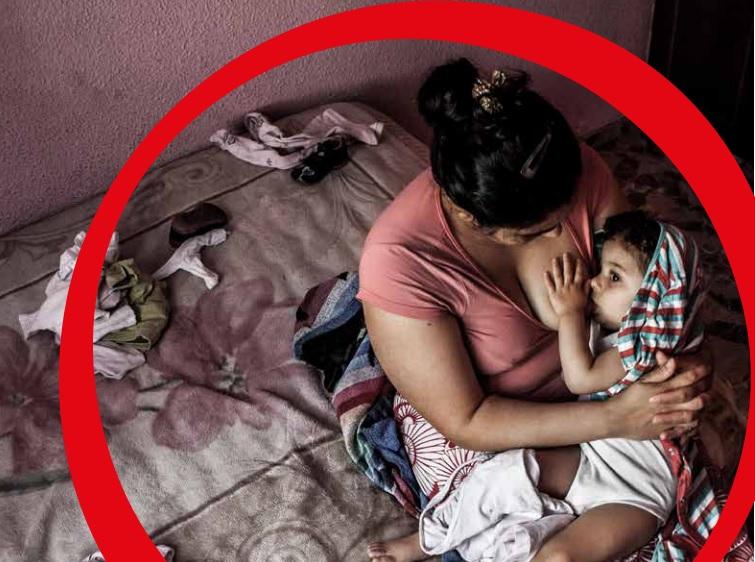 Portada de l'informe de Save The Children. Font: Save The Children
