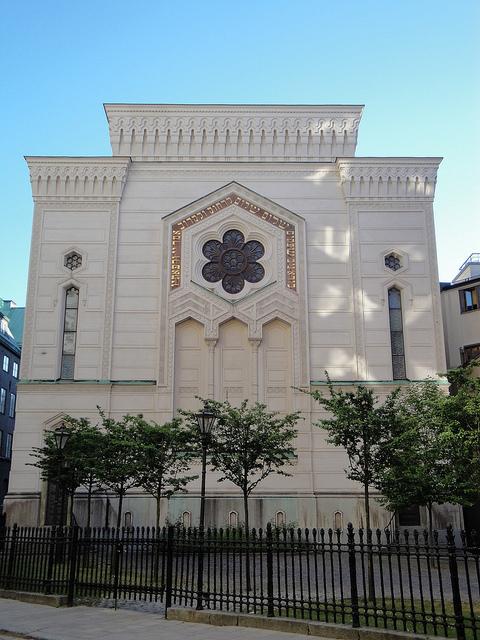 Sinagoga. Imatge de friutbildning a flickr
