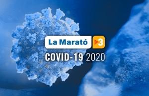 La Covid-19, protagonista de la Marató 2020 Font: Fundació La Marató de TV3