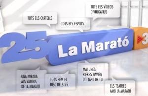 Imatge de la notícia Arriba la Marató de TV3 2016