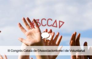 Imatge de la notícia En marxa l'espai web del 3r Congrés Català de l'Associacionisme i el Voluntariat