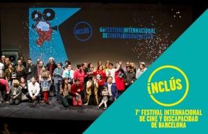 El 7è Festival Inclús es tornarà a celebrar al Caixafòrum Barcelona. Font: Inclús