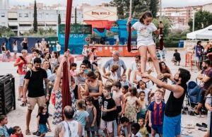 La iMAGInada 2019 oferirà espais d'art a la ciutat de Tarragona. Font: Albert Rué