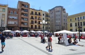 El TAST Social se celebrarà a la Plaça Corsini de Tarragona. Font: FCVS