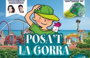 """Imatge de la notícia El proper 5 de juny """"Posa't la gorra!"""" a Port Aventura"""