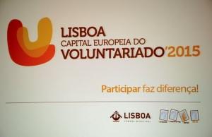 Imatge de la notícia Presentació pública de Lisboa com a Capital Europea del Voluntariat