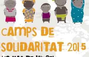 Imatge de la notícia Any nou, nova mirada. S'obren les inscripcions als Camps de Solidaritat 2015 de SETEM