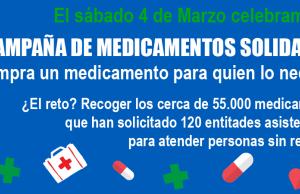 Imatge de la notícia Participa en la 10a campanya de Medicaments Solidaris