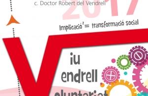 """Imatge de la notícia El Vendrell celebra la III Trobada d'Entitats Socials """"Viu Vendrell Voluntariat. Mil raons per moure'ns!"""