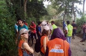 Voluntariat de 12 mesos amb International Action for Peace
