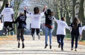 El Cos Europeu de Solidaritat, una nova iniciativa de la Unió Europea.  Font: Cos Europeu Solidaritat