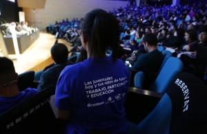 Imatge de la notícia La participació activa dels joves, eix per a la transformació social