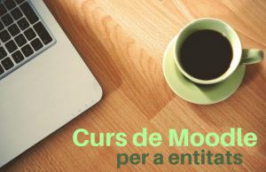 Imatge de la notícia Forma't en Moodle i virtualitza els teus cursos!