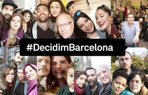 Imatge de la plataforma Decidim.Barcelona